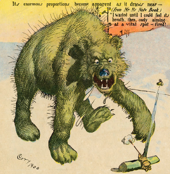 01 His First Grizzly 1901 Web