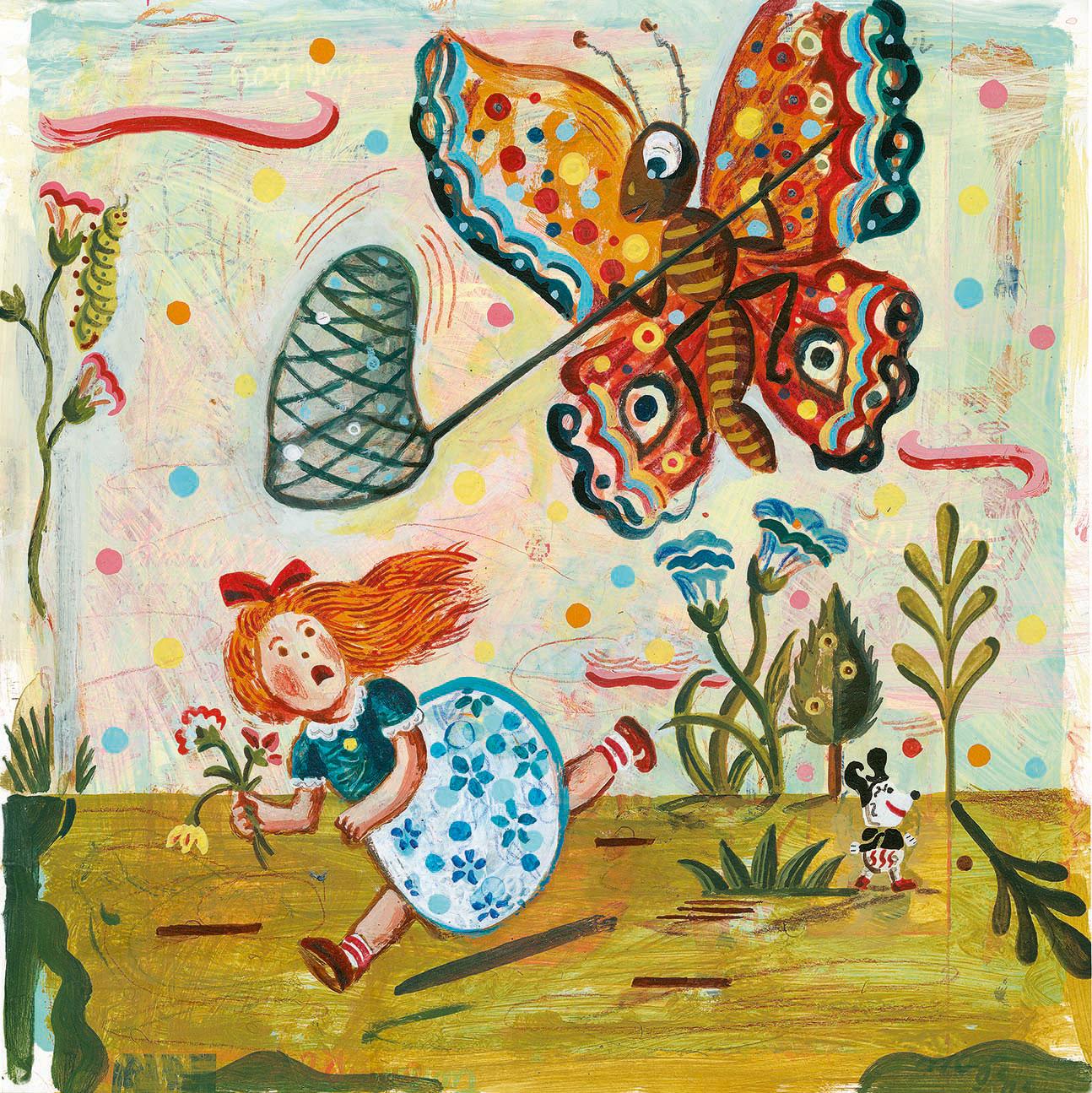 Atak S027 Schmetterling 4C