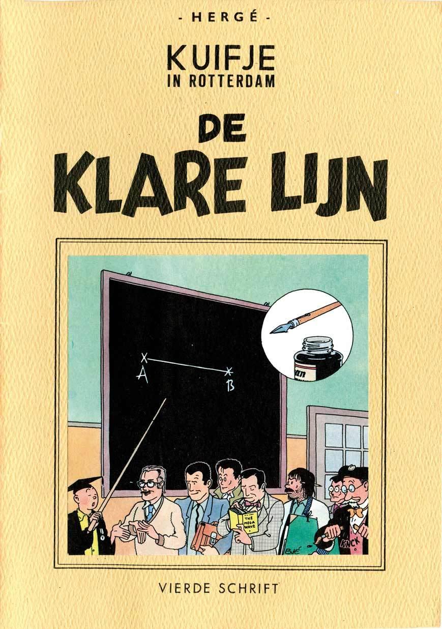 Swarte Rotterdam Klare Lijn Cover Web