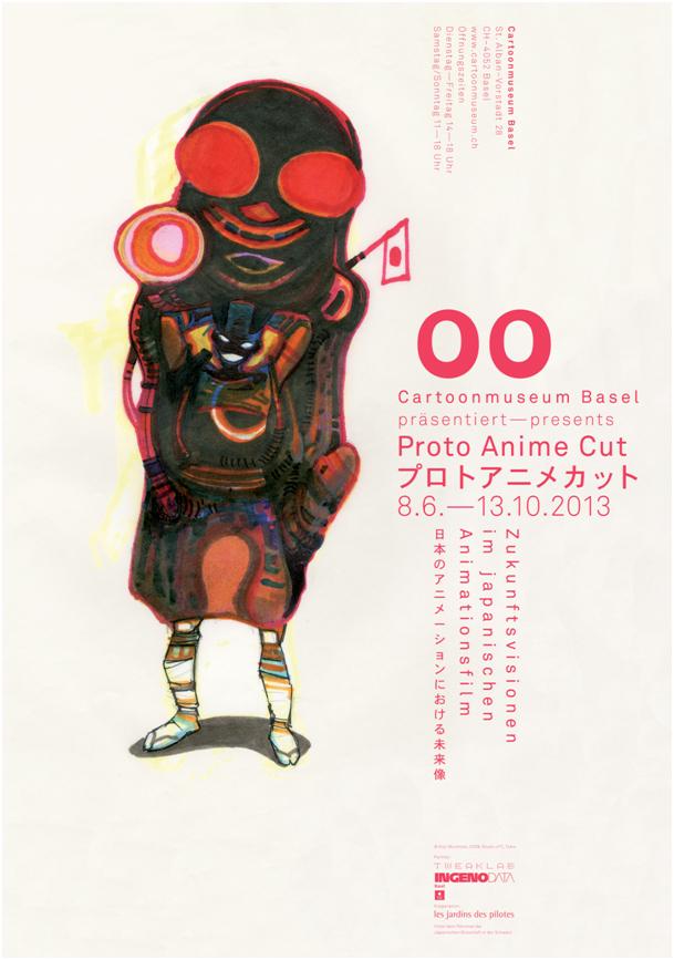 Plakat Proto Anime Cut